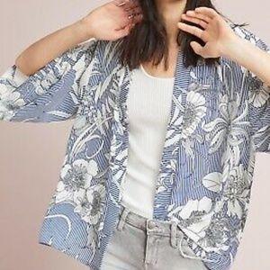 Anthropologie | Akemi + Kin Savannah Kimono OS